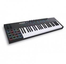 Alesis - VI 49  USB/MIDI vezérlõ, 49 billentyûs