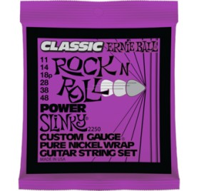 Ernie Ball Nickel Power Slinky elektromos gitárhúr