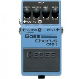 Boss Ceb-3 Basszusgitár Chorus Effekt