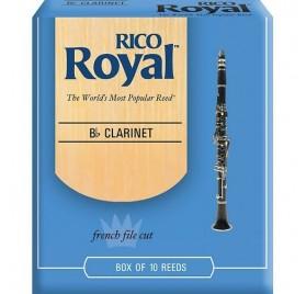 Rico Royal 2 Bb klarinét nád
