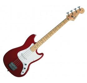 Fender Squier Bronco Bass MN Torino Red basszusgitár