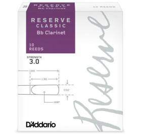 Rico Reserve Classic 2 Bb klarinét nád