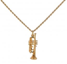 Gewa nyaklánc trombita medállal