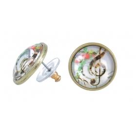 Gewa ARTS fülbevaló- aranyozott