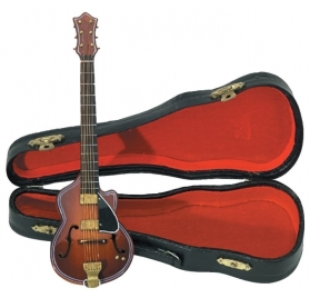 Gewa miniatűr gitár