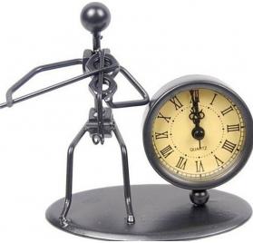 Gewa szobor órával - hegedű