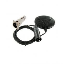 Beépített mikrofon XLR adapterrel