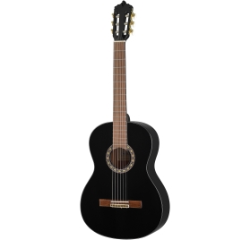 Artesano Estudiante XA klasszikus gitár - fekete