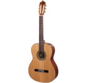 Artesano Estudiante XC-4/4 klasszikus gitár (65cm) balkezes gitár