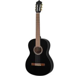 Artesano Estudiante XC-4/4 klasszikus gitár - fekete