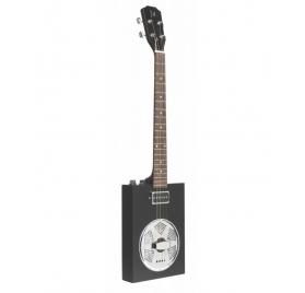 James Neligan CASK-PUNCHCOAL szivardobozos gitár