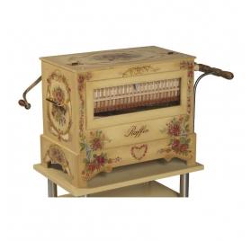 Raffin R31/62Z virtuóz harmonika verkli
