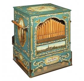 Raffin R31/119 Trumpet Organ verkli
