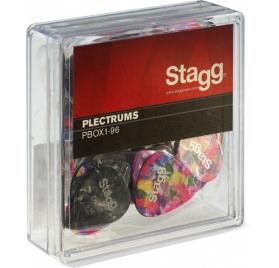 Stagg PBOX1-96 pengető box 100 db