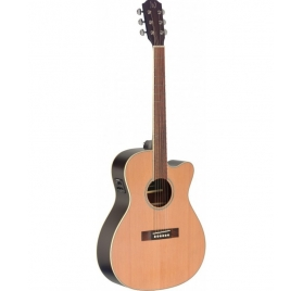 James Neligan EZR-OMCFI NBK elektroakusztikus gitár