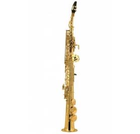 Amati ASS63 Bb szoprán szaxofon
