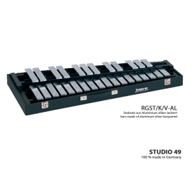 Studio49 RGST/K/V/AL hordozható harangjáték