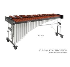 Studio49 RM40/V A-marimba hondurasi rózsafa ütőlapokkal