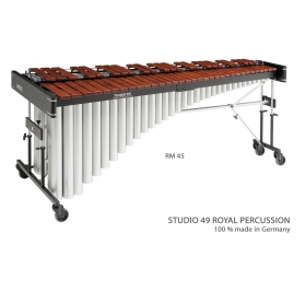 Studio49 RM45 F-marimba hondurasi rózsafa ütőlapokkal - 4,5 oktáv