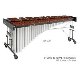 Studio49 RM45/M F-marimba afrikai paduk ütőlapokkal - 4,5 oktáv