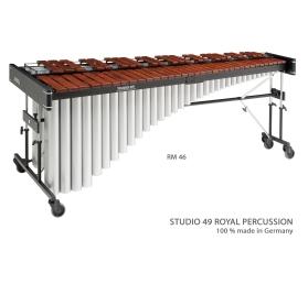 Studio49 RM46 E-marimba hondurasi rózsafa ütőlapokkal - 4,6 oktáv
