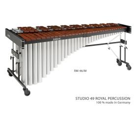 Studio49 RM46/M E-marimba afrikai paduk ütőlapokkal - 4,6 oktáv