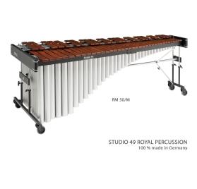 Studio49 RM50/M C-marimba afrikai paduk ütőlapokkal - 5 oktáv
