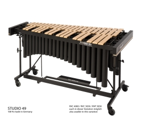 Studio49 RVC4000/B koncert vibrafon - 4 oktáv