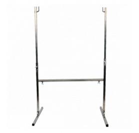 """Steelpan állvány 58-63cm (22,8""""-24,8"""") átmérőhöz - rozsdamentes"""