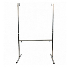 "Steelpan stand for 58-63cm (22,8""-24,8"") diameter - stainless"