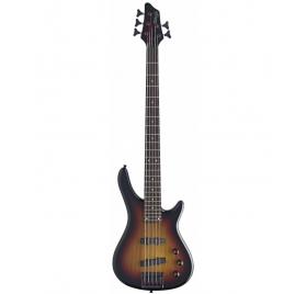 STAGG BC300/5-SB 5 húros elektromos basszusgitár
