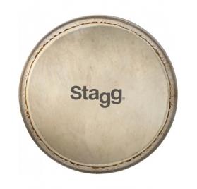 Stagg DPY-10 HEAD djembe bőr