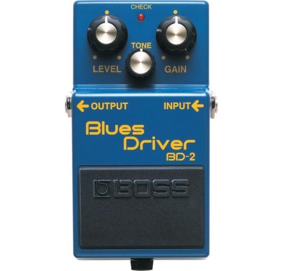 Boss Bd-2 Blues Gitár Torzító