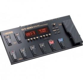 Boss GT-100 V2 gitár multieffekt
