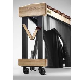 Vancore CCM 8002 honduraszi rózsafa marimba - 4.5 oktáv