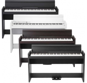 KORG LP-380 slim design digitális zongora -  88 billentyű RH3