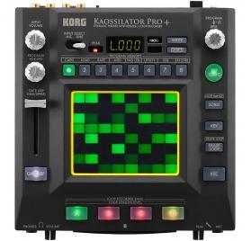 KORG KAOSSILATOR PRO+ dinamikus frázis szintetizátor/loop recorder