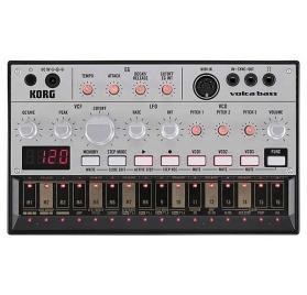 KORG VOLCABASS+KA350 analóg basszus szintetizátor