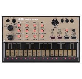 KORG VOLCAKEYS+KA350 analóg polifónikus LOOP szintetizátor