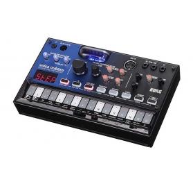 KORG VOLCA NUBASS+KA350 analóg monofón basszus szintetizátor - Nutube
