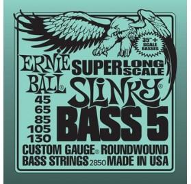Ernie Ball Nickel Hybrid Slinky 45-130 Basszusgitárhúr