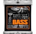 Ernie Ball 3833 Coated Bass Hybrid 45-105 basszusgitár húrkészlet