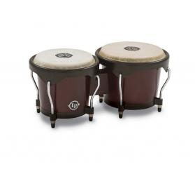 Latin Percussion Bongo City Series - Dark wood matt