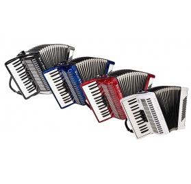 Weltmeister Rubin 30/60/II/3 MT harmonika