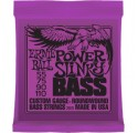 Ernie Ball Nickel Wound Bass Power Slinky 4/055-110 basszusgitár húrkészlet