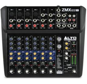 Alto Professional ZMX122FX 8 csatornás analóg keverőpult