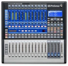 Presonus StudioLive 16.0.2 USB digitális keverőpult