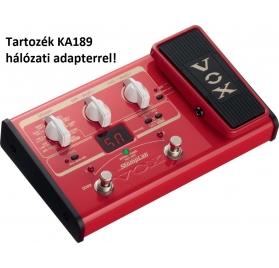 Vox STOMPLAB2B SL2B+KA189 Basszus multieffekt tápegységgel és pedállal