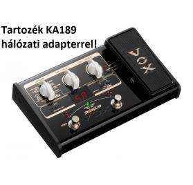 Vox STOMPLAB2G SL2G+KA189 Gitár multieffekt pedállal és tápegységgel