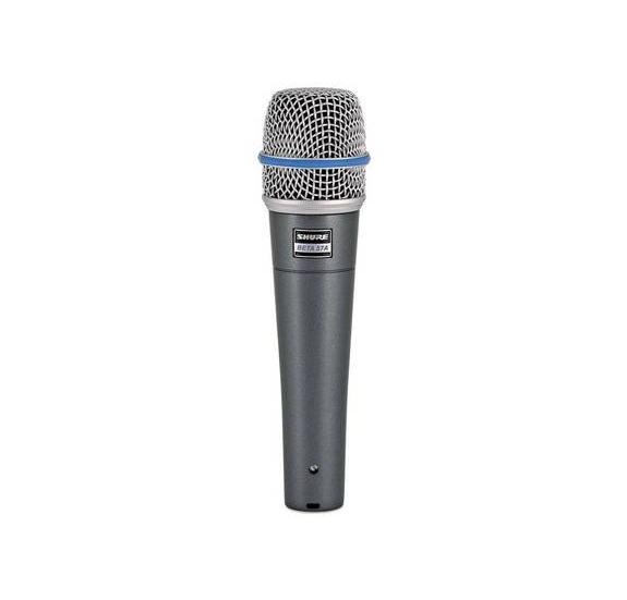 Shure BETA 57A hangszermikrofon